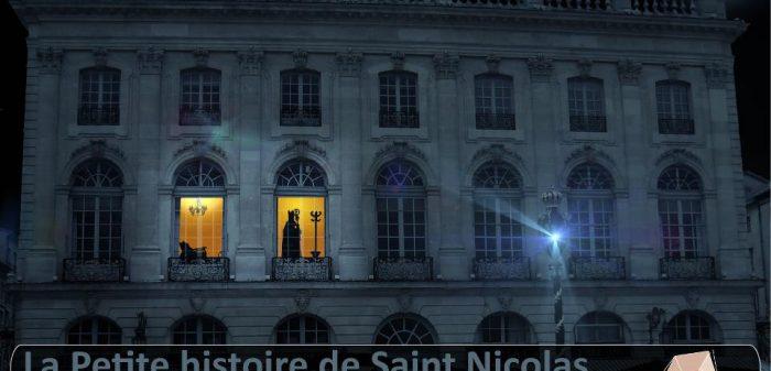 Projection Insolite / La petite histoire de Saint Nicolas