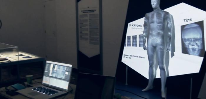Projection Sur l'objet / Le corps en image
