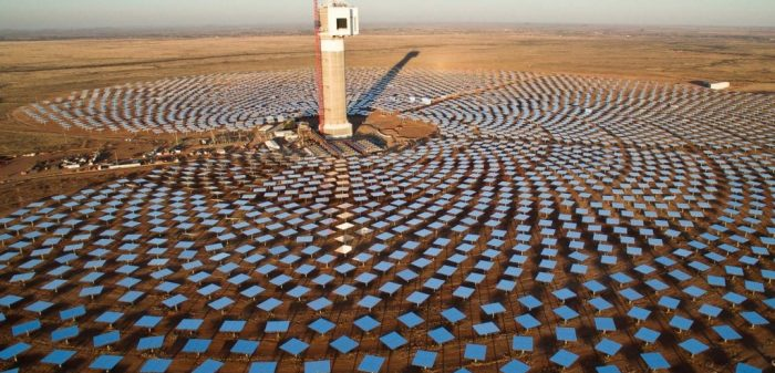 Clip Industriel / Solar Tower